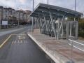 Пейки на автобусна спирка в гр. Бургас
