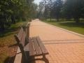 Пейка Сидни в Студентски парк