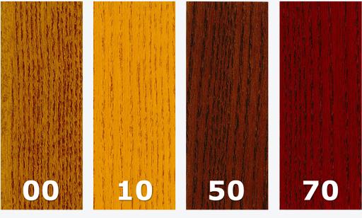 Цветове на лаковото покритие