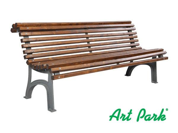 Абуджа - Градинска дървена пейка Абуджа
