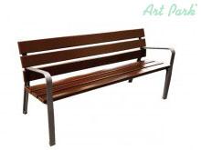 Чугунена пейка с изчистен дизайн - олекотен вариант