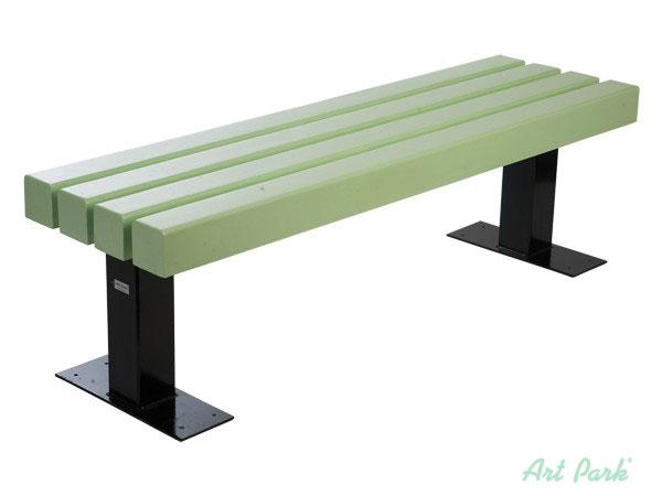 Пейка без облегалка за вашия балкон