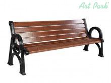 За вашата градинска мебел - паркова пейка Осло