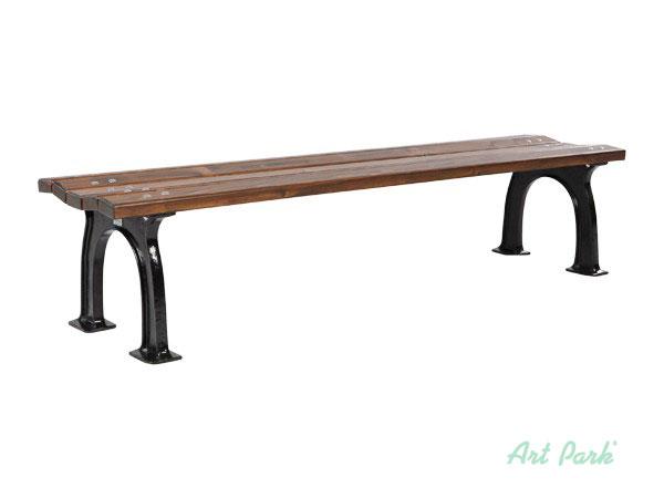 Градинска мебел - дървена пейка Рим