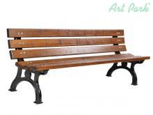 Чугунени пейки Токио за вашата градинска мебел